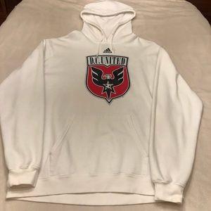 Adidas DC United FC Hoodie